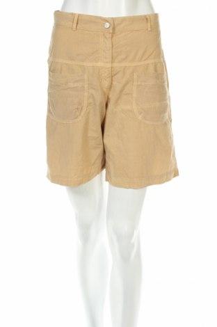 Дамски къс панталон PLOUMANAC'H, Размер XS, Цвят Бежов, Цена 13,52лв.
