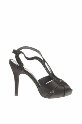 Sandale 06 Milano, Mărime 35, Culoare Negru, Textil, Preț 65,18 Lei