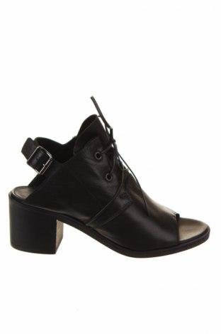 Sandále LDTuttle, Veľkosť 36, Farba Čierna, Pravá koža , Cena  128,48€