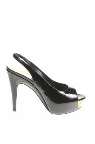 Sandále Sebastian, Veľkosť 36, Farba Čierna, Pravá koža , Cena  34,67€