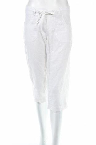 Дамски панталон Authentic Clothing, Размер M, Цвят Бял, Цена 5,20лв.