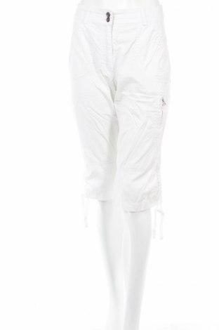 Дамски панталон Blue Motion, Размер M, Цвят Бял, Памук, Цена 7,76лв.