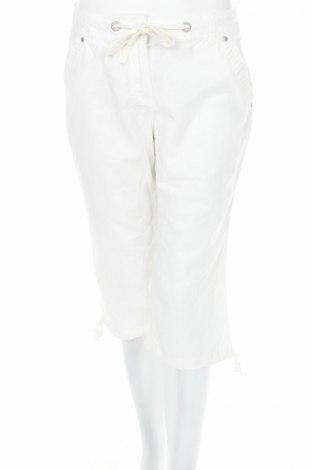 Дамски панталон F&F, Размер S, Цвят Бял, Цена 5,25лв.