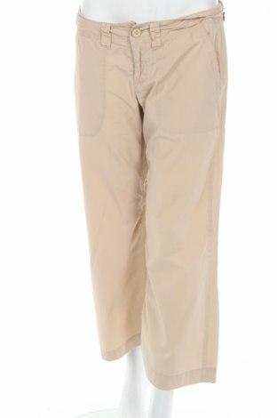 Дамски панталон Gap, Размер M, Цвят Бежов, Памук, Цена 5,67лв.