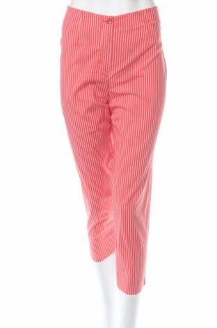 Γυναικείο παντελόνι Metradamo, Μέγεθος M, Χρώμα Κόκκινο, 77% βαμβάκι, 19% πολυαμίδη, 4% ελαστάνη, Τιμή 75,65€