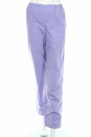 Дамски панталон PLOUMANAC'H, Размер M, Цвят Лилав, Памук, Цена 19,10лв.