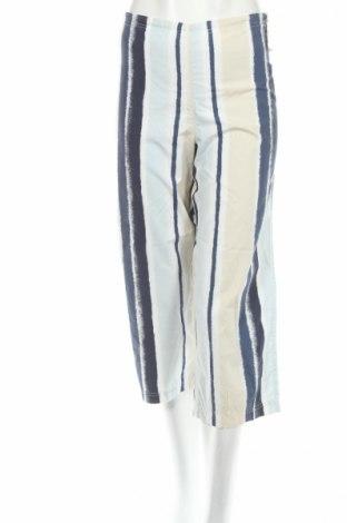 Дамски панталон PLOUMANAC'H, Размер M, Цвят Син, Памук, Цена 26,65лв.