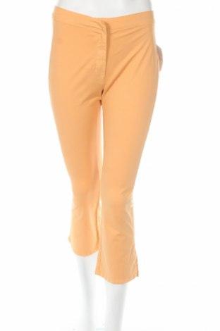Дамски панталон PLOUMANAC'H, Размер S, Цвят Оранжев, 100% памук, Цена 7,60лв.