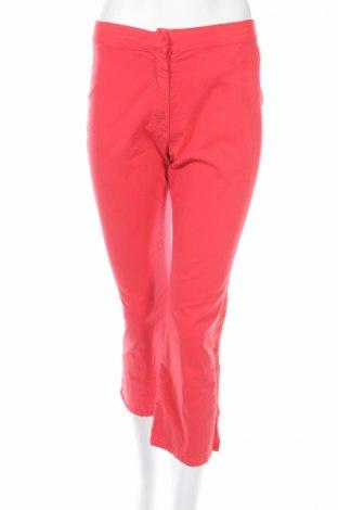 Дамски панталон PLOUMANAC'H, Размер S, Цвят Червен, 98% памук, 2% еластан, Цена 16,62лв.