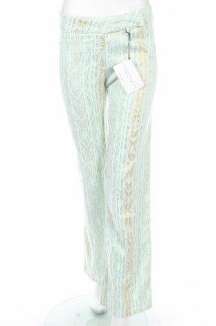 Дамски панталон PLOUMANAC'H, Размер S, Цвят Син, 86% памук, 14% полиестер, Цена 17,74лв.