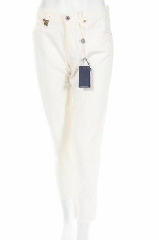 Γυναικείο παντελόνι Ralph Lauren, Μέγεθος L, Χρώμα Λευκό, 60% βαμβάκι, 40% λινό, Τιμή 32,04€