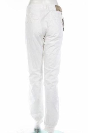 Дамски панталон Two Women In The World, Размер XL, Цвят Бял, 100% памук, Цена 41,55лв.