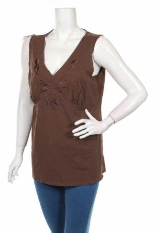 Γυναικείο αμάνικο μπλουζάκι A.N.A.