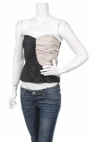 Γυναικείο αμάνικο μπλουζάκι G:21, Μέγεθος M, Χρώμα Μαύρο, Πολυεστέρας, Τιμή 6,19€
