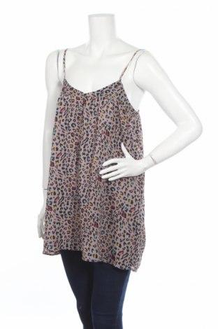 Γυναικείο αμάνικο μπλουζάκι Just Female, Μέγεθος M, Χρώμα Γκρί, 100% πολυεστέρας, Τιμή 6,63€