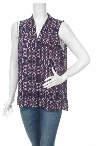 Γυναικείο αμάνικο μπλουζάκι Laundry By Shelli Segal, Μέγεθος M, Χρώμα Πολύχρωμο, Πολυεστέρας, Τιμή 5,72€