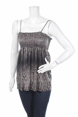 Γυναικείο αμάνικο μπλουζάκι Nikita, Μέγεθος L, Χρώμα Γκρί, 96% πολυεστέρας, 4% ελαστάνη, Τιμή 2,97€