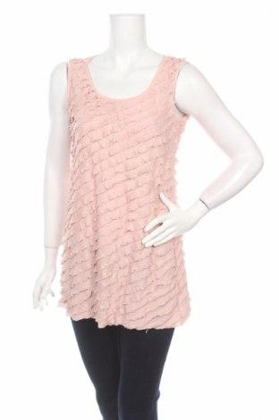 Γυναικείο αμάνικο μπλουζάκι Style & Co, Μέγεθος S, Χρώμα Ρόζ , 98% πολυεστέρας, 2% ελαστάνη, Τιμή 3,90€