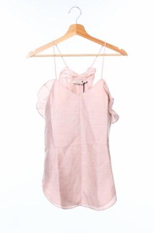 Dámske tielko  Super Blond, Veľkosť S, Farba Ružová, 100% ľan, Cena  109,67€