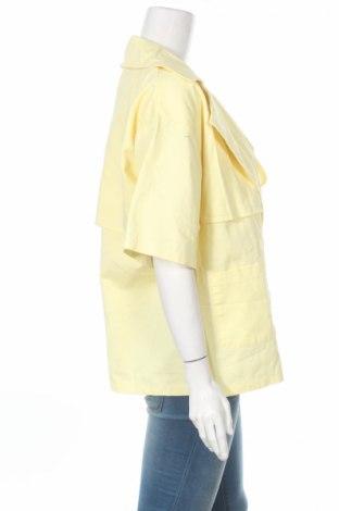 Дамско яке Bonobo, Размер M, Цвят Жълт, 100% памук, Цена 13,52лв.