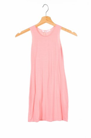 Rochie de copii L:U L:U By Miss Grant, Mărime 6-7y/ 122-128 cm, Culoare Roz, 95% viscoză, 5% elastan, Preț 63,71 Lei