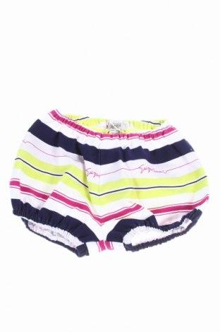 Pantaloni scurți de copii Armani, Mărime 12-18m/ 80-86 cm, Culoare Multicolor, 63% bumbac, 37% poliester, Preț 83,70 Lei