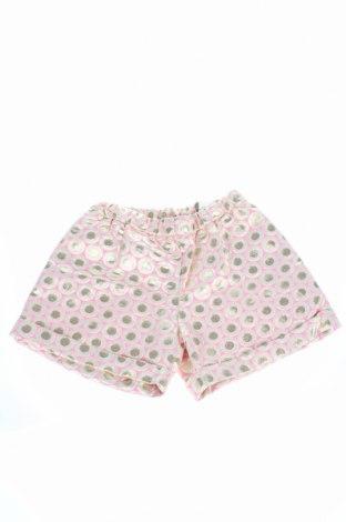Pantaloni scurți de copii Capsule, Mărime 11-12y/ 152-158 cm, Culoare Roz, 38% poliester, 35% bumbac, 19%acril, 10% poliamidă, Preț 76,91 Lei
