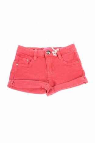 Detské krátke nohavice  Gaudi, Veľkosť 2-3y/ 98-104 cm, Farba Ružová, 98% bavlna, 2% elastan, Cena  17,68€