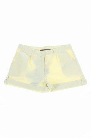 Detské krátke nohavice  Manila Grace, Veľkosť 12-13y/ 158-164 cm, Farba Žltá, 97% bavlna, 3% elastan, Cena  17,14€