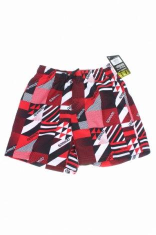 Pantaloni scurți de copii Speedo, Mărime 6-7y/ 122-128 cm, Culoare Multicolor, Poliester, Preț 76,91 Lei