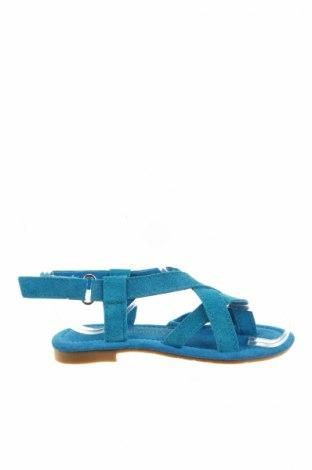 Παιδικά παπούτσια, Μέγεθος 27, Χρώμα Μπλέ, Φυσικό σουέτ, Τιμή 4,80€