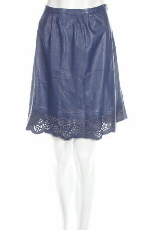 Kožená sukňa  Anna Rita N