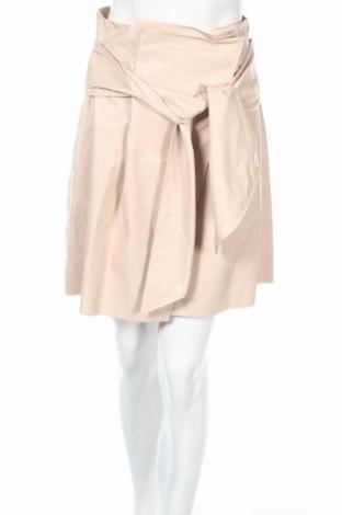 Kožená sukňa  MSGM