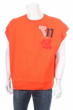 Мъжка блуза Facetasm, Размер S, Цвят Оранжев, Памук, Цена 99,75лв.