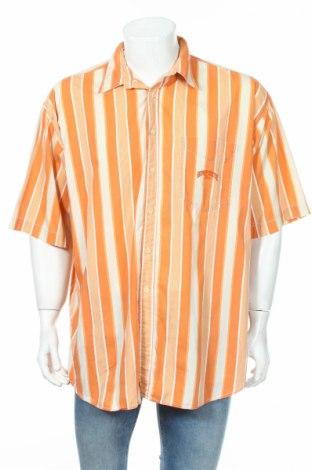 Ανδρικό πουκάμισο Henry Choice, Μέγεθος L, Χρώμα Πορτοκαλί, Βαμβάκι, Τιμή 3,52€
