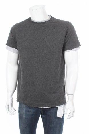 Pánske tričko  Prever, Veľkosť XL, Farba Sivá, Bavlna, Cena  15,88€