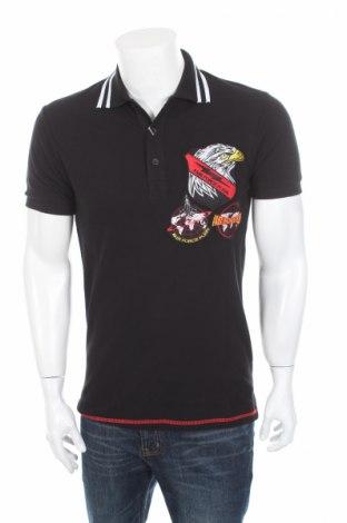 Męski T-shirt Philipp Plein, Rozmiar S, Kolor Czarny, Bawełna, Cena 544,77zł