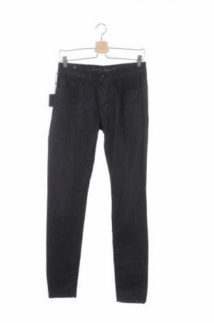 Мъжки дънки Notify, Размер XS, Цвят Черен, 98% памук, 2% еластан, Цена 374,25лв.