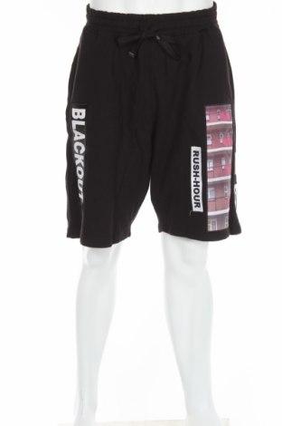 Pantaloni scurți de bărbați Blood Brother, Mărime S, Culoare Negru, 100% bumbac, Preț 148,52 Lei