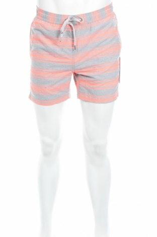 Pantaloni scurți de bărbați Onia, Mărime S, Culoare Gri, 97% poliamidă, 3% elastan, Preț 149,63 Lei