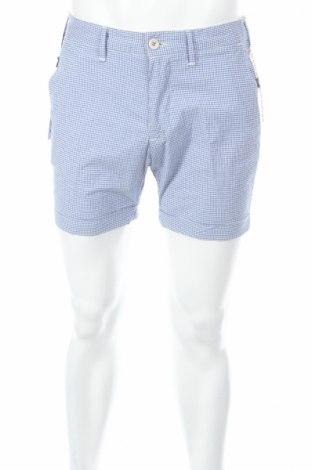 Pánske kraťasy  Perfection, Veľkosť M, Farba Modrá, 99% bavlna, 1% elastan, Cena  35,31€