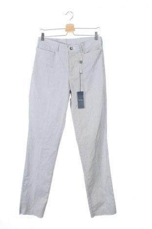 Мъжки панталон Faconnable, Размер XS, Цвят Бял, 100% памук, Цена 256,50лв.