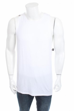 Мъжки потник Rad by Rad Hourani, Размер L, Цвят Бял, 95% вискоза, 5% еластан, Цена 107,50лв.
