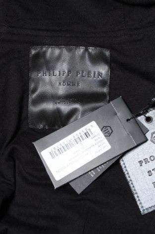 Мъжки суичър Philipp Plein, Размер L, Цвят Черен, 100% памук, Цена 499,85лв.