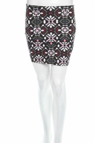Φούστα Fb Sister, Μέγεθος S, Χρώμα Πολύχρωμο, 95% βαμβάκι, 5% ελαστάνη, Τιμή 4,08€