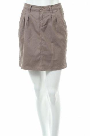 Пола Janina, Размер M, Цвят Кафяв, 98% памук, 2% еластан, Цена 5,25лв.