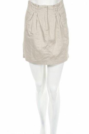Φούστα Madonna, Μέγεθος S, Χρώμα  Μπέζ, 100% βαμβάκι, Τιμή 1,72€