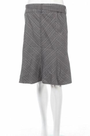 Пола Outfit, Размер M, Цвят Сив, 61% полиестер, 33% вискоза, 3% еластан, Цена 7,79лв.