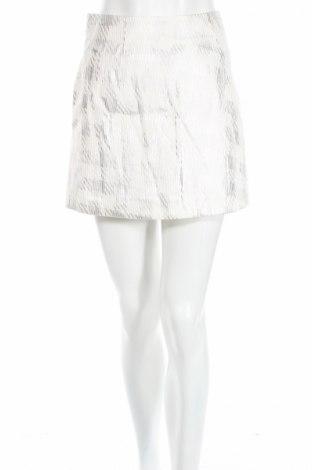 Пола Roberto Cavalli, Размер S, Цвят Бял, 69% памук, 31% вискоза, Цена 666,75лв.