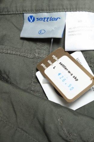 Φούστα Settler, Μέγεθος L, Χρώμα Πράσινο, 100% βαμβάκι, Τιμή 7,08€